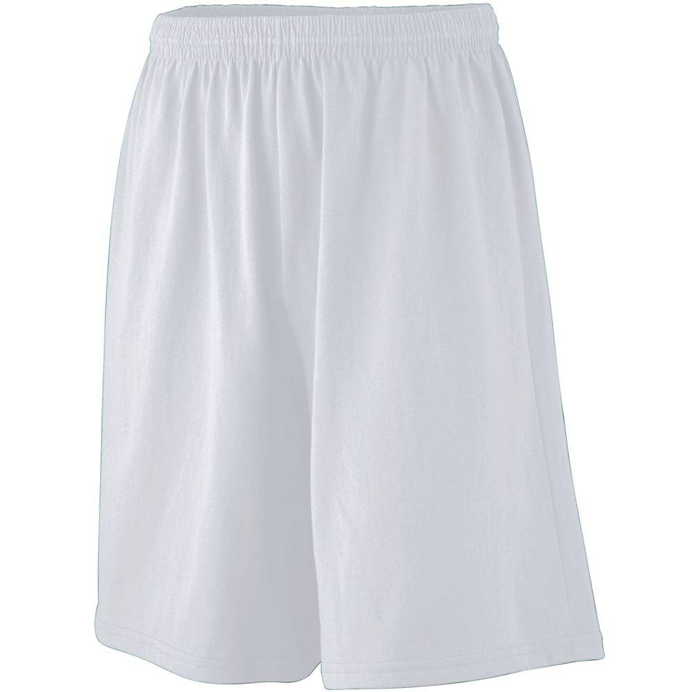 Augusta Sportswear Men\'s Longer Length Jersey Short 915