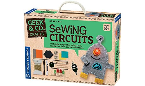 Geek & Co. Craft Sewing Circuits Craft Kit