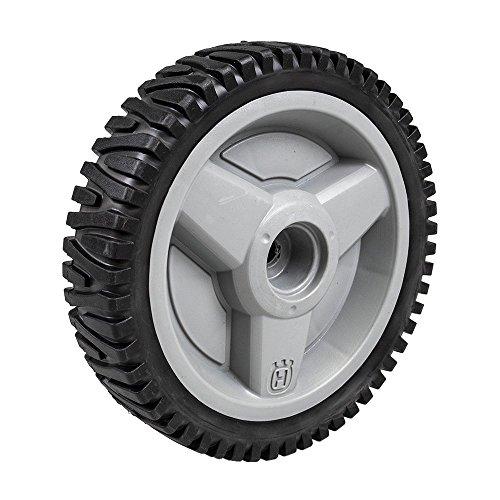 Husqvarna 581685101 Lawn Mower Wheel, 8 x 1.75-in Genuine Original Equipment Manufacturer (OEM) Part for Husqvarna
