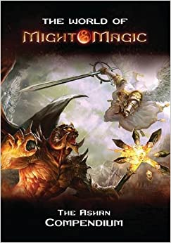 The World of Might and Magic: The Ashan Compendium (Dark Osprey)