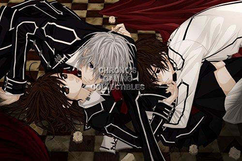 "CGC Huge Poster - Vampire Knight Anime Poster Vanpaia Naito Guilty - ANI186 (24"" x 36"" (61cm x 91.5cm))"