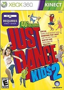 6a2890260 Amazon.com  Just Dance Kids 2 - Xbox 360  UbiSoft  Video Games