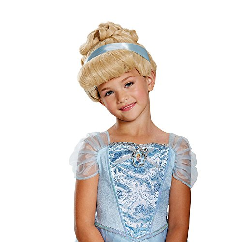 Buy disguise deluxe cinderella wig