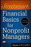 img - for Streetsmart Financial Basics for Nonprofit Managers book / textbook / text book
