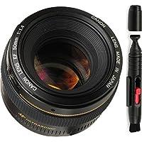 Canon 50mm 1.4 Portrait Lens + Deluxe Lens Cleaning Pen