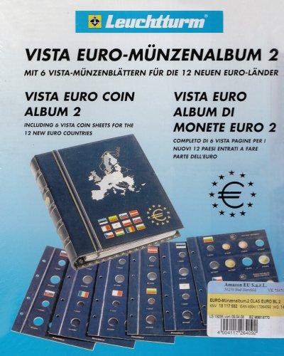 (Lighthouse Vista Euro Coin Album 2)