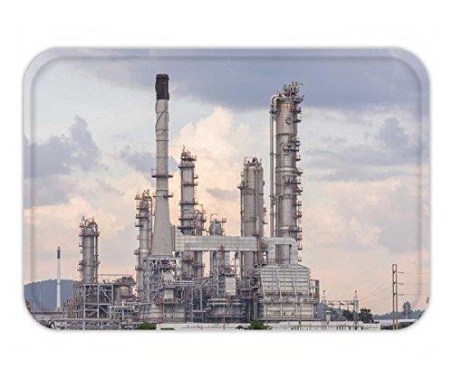 Beshowere Doormat Oil Refinery Factory Station Petroleum Petrochemical Plant 9