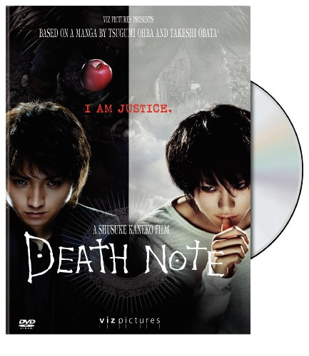 Death Note (Live Action) by Warner Home Video