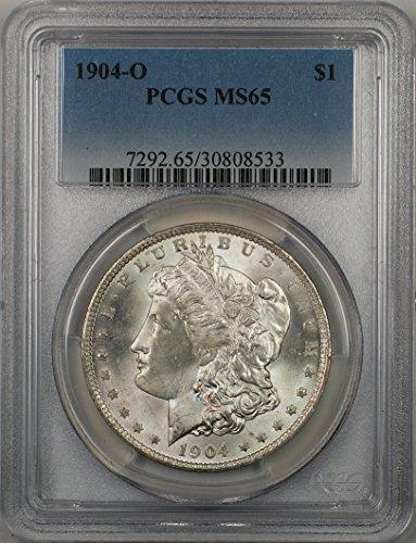 1904-O Morgan Silver Dollar Coin $1 PCGS MS-65 (1A)