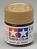 Tamiya Acrylic X12 Gloss,Gold Leaf