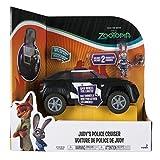TOMY Zootopia Judys Police Cruiser