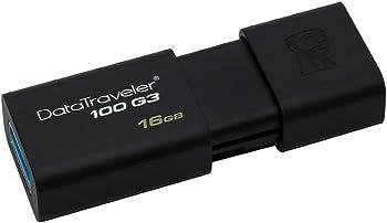 Kingston DT100G3/16GB 16GB USB 3.0 Flash Drive