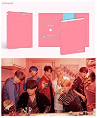 Your purchase quantity will count towards the Korea Hanteo, Gaon Charts and K-Charts !! [Version 2] Package consists of :  - CD + Photobook + Mini Book + 1 Photocard (Random) + 1 Postcard (Random) + 1 Photo Film + Clear Photo Picket (Included...