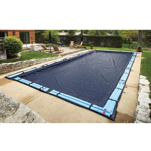 Pool Cleaner Replacement Parts Pooltux 18' X 36' Winter In Ground Rectangle Pool Cover 10 YR Warranty