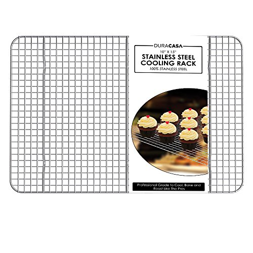wire baking rack oven safe - 7