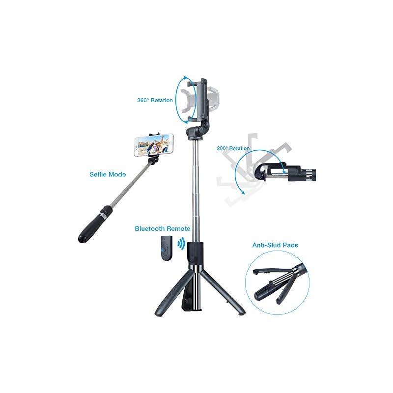 PicxlStik Bluetooth Selfie Stick Tripod|