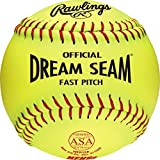 "Rawlings Sporting Goods 11"" Fast Pitch Softball WFP11A"