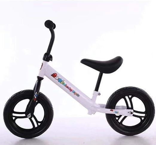 Bicicleta De Equilibrio para Niños De 12 Pulgadas con Reposapiés ...