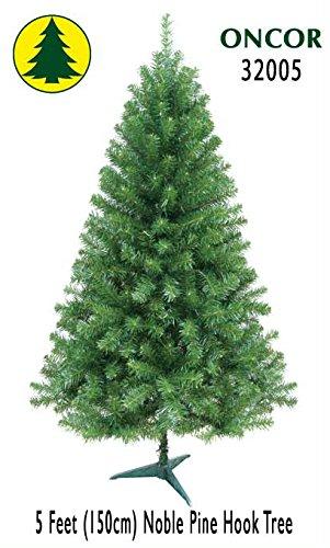 5ft Eco-Friendly Oncor Noble Pine Christmas Tree