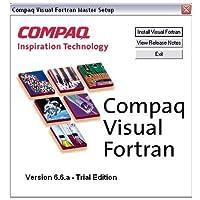 Compaq Visual Fortran V6.6 Standard Cd