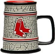 Memory Company MLB Boston Red Sox Stone Stein, One Size, Multicolor
