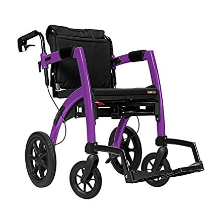 Rollz Motion andador, color morado: Amazon.es: Salud y cuidado ...