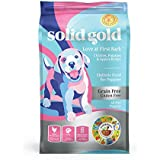 Solid Gold - Love at First Bark - Natural Dog  Puppy Food - Holistic Superfoods Rich Food for Puppies of All Sizes & Breeds
