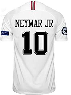 4c9991cc21c5 haobeibei Paris Saint Germain X Mens 10# Neymar JR 2018-2019 Away Soccer  Jersey