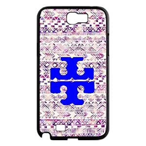 TORY BURCH M-12 With Hard Shell Case for Samsung Galaxy Note 2 N7100-Black