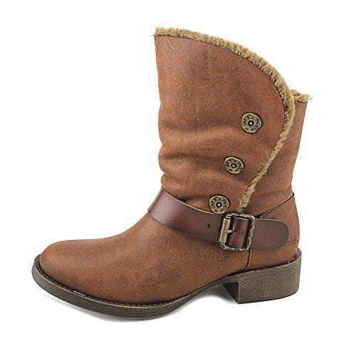 Toe Womens Almond Fashion Blowfish Katti Whiskey Fabric Drape Ankle Boots nfHxxZqvg