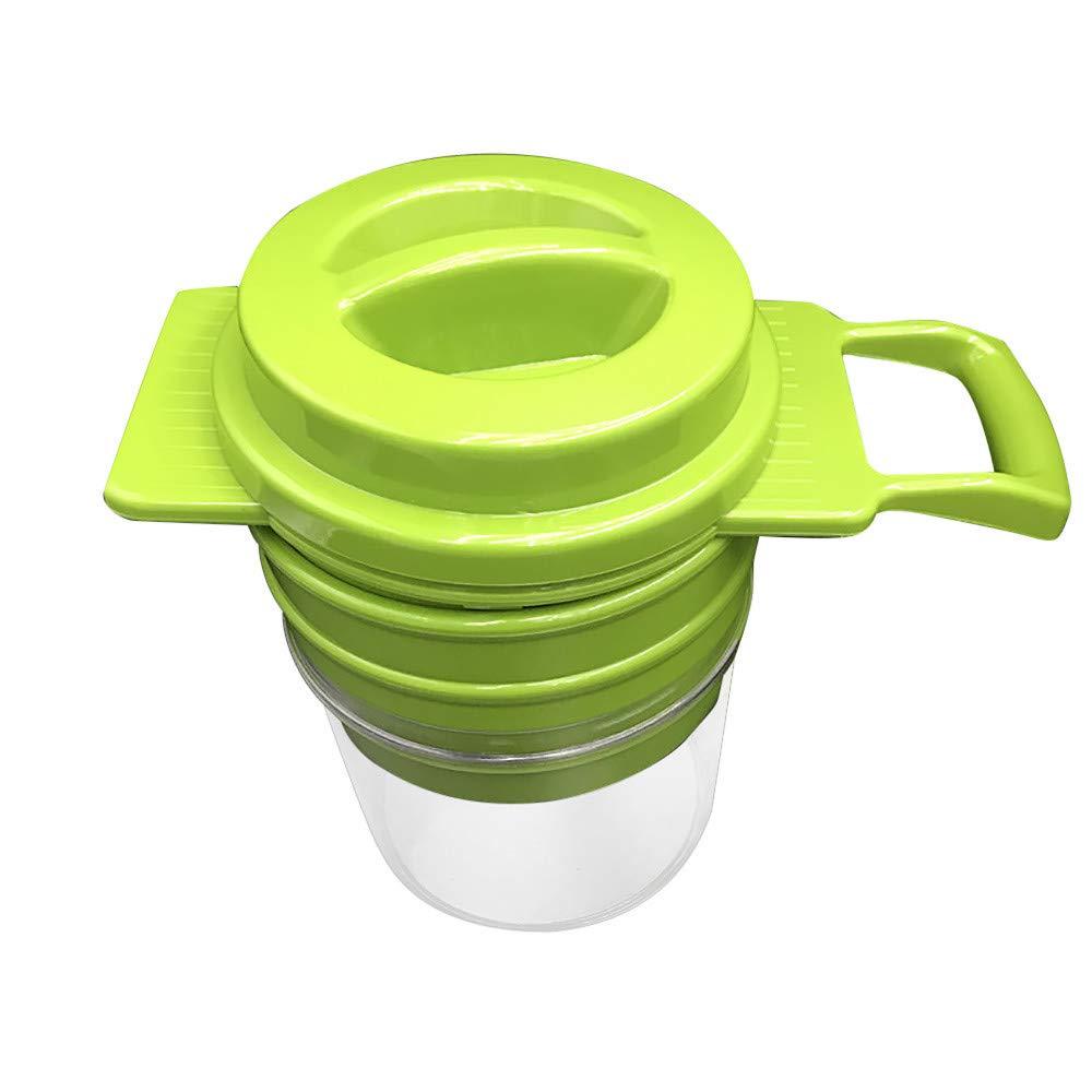 Go Cart Go 1PCS multi-function shredder plastic vegetable peeler double planer grinder grater household kitchen accessories cooking toolsM4 by Go Cart Go (Image #5)