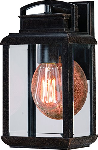 Luxury Tuscan Outdoor Wall Light, Small Size: 11.75