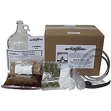 Brew Naturally IPA One Gallon Homebrew Starter Kit
