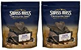 Swiss Miss Chocolatier Series Dark Chocolate Gourmet Hot Cocoa Mix, 12.7 Ounces (Pack of 2)