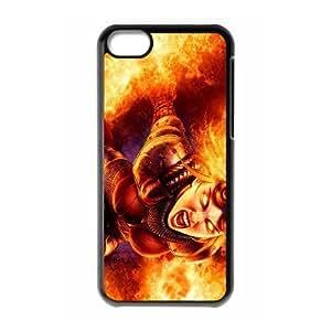 iPhone 5C Phone Case Magic The Gathering F5S7642