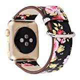 Sympath Small Floral Leather S