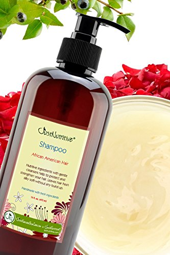 Search : African American Natural Hair Shampoo | Best Shampoo for Natural Hair Types | Kokum Butter and Castor oil penetrate to deliver rich nutrients to smooth rough, hair and adding luscious shine