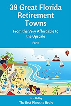 Great Florida Retirement Towns Affordable ebook product image