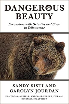 Dangerous Beauty: Encounters with Grizzlies and Bison in Yellowstone by [Jourdan, Carolyn, Sisti, Sandy]