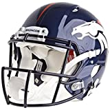 Denver Broncos Officially Licensed Speed Authentic Football Helmet