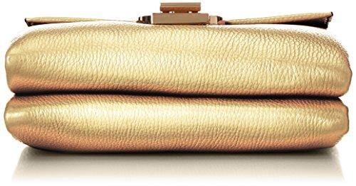 secchiello Oro Donna Coccinelle Arlettis Borse Platino a qxgxtz7wX