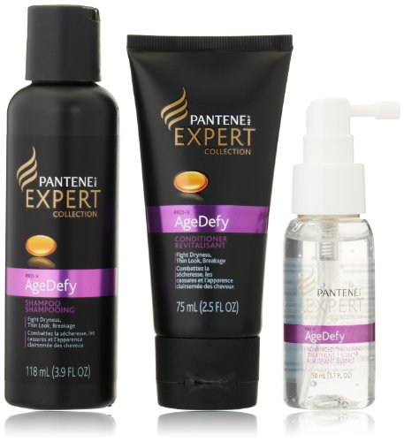 Pantene Pro-V Expert Collection Agedefy Hair Products Starte