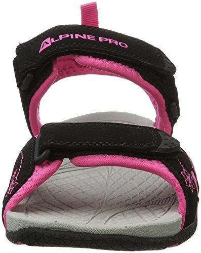 Alpine Pro Sandalias planas Shipley Negro EU 39