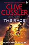 Front cover for the book The Race by Clive Cussler