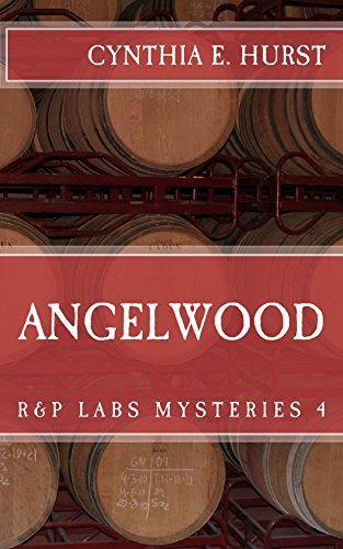 Angelwood (R&P Labs Mysteries Book 4)