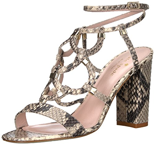 Nuove Sandalo Irving York Donne Vestito Kate Spade Naturale Iq1x61f