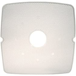 Nesco SQM-2-6 Clean-a-Screen Tray for Square Dehydrators FD-80 and FD-80A, Set of 2