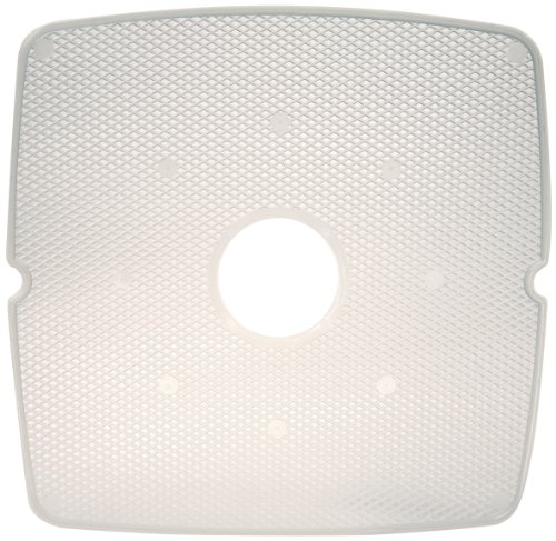 Nesco SQM-2-6 Clean-a-Screen Tray for Square Dehydrators FD-80 and FD-80A, Set of 2 (4 Tray Dehydrators)