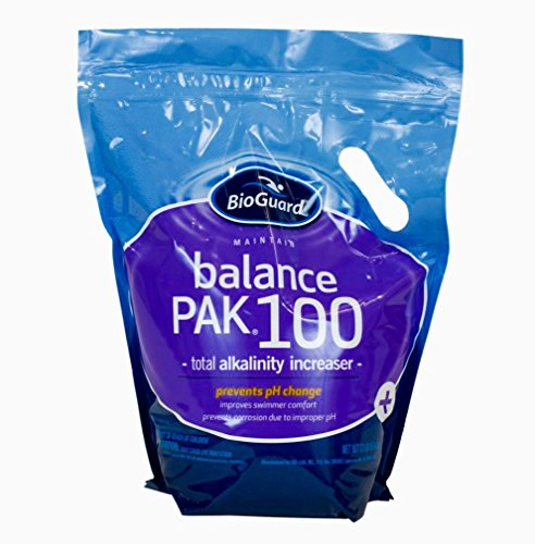 BioGuard Balance Pak 100 Alkalinity Increaser - 12 Lb (Sodium Hydrogen Carbonate compare prices)