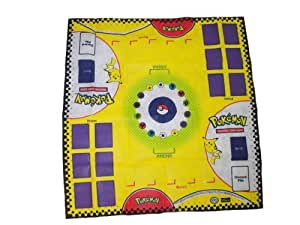 Pokemon Trading Card Game 2-player Playmat